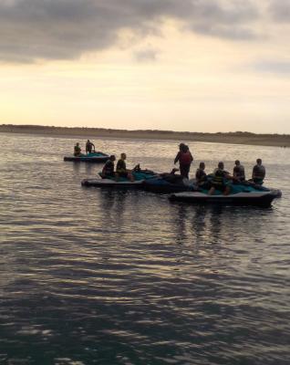 Sunset Plages du Bassin - 1H30